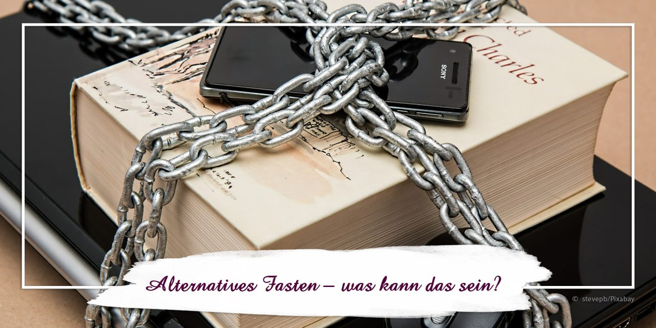 Alternatives Fasten — was kann das sein?