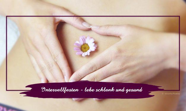 Intervallfasten — lebe schlank und gesund