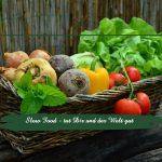 Slow Food — tut Dir und der Weltgut