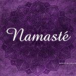 Namasté – die Bedeutung und der Gebrauch