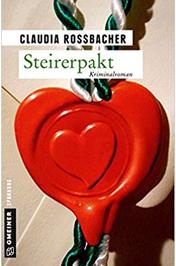 Buchcover Steirerpakt von Claudia Rossbacher