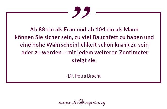 Petra Bracht- Zitat